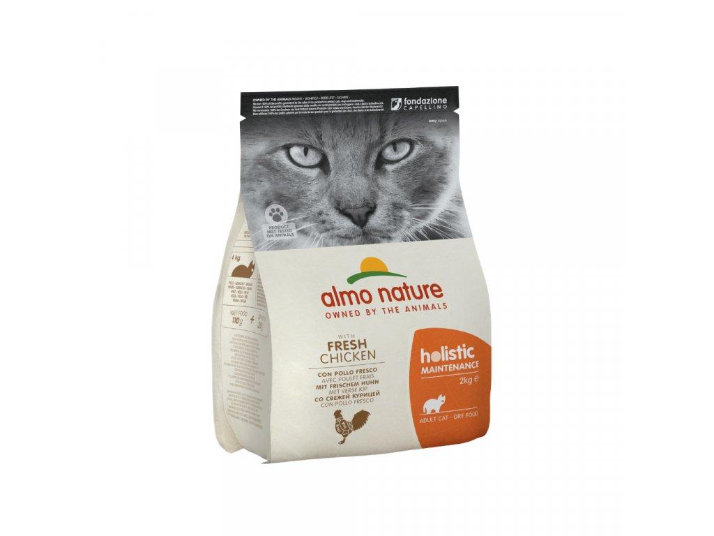almo-nature-holistic-cat-adult-kuracie-2kg