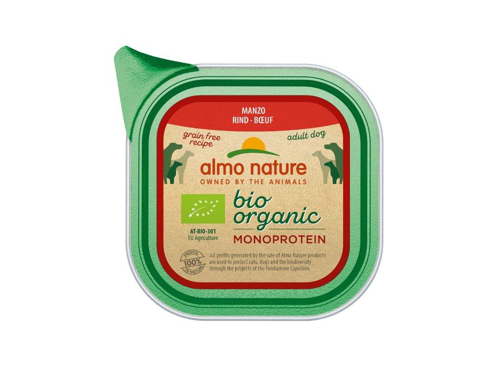 almo-nature-bio-organic-dog-monoprotein-hovadzi-11x-150g