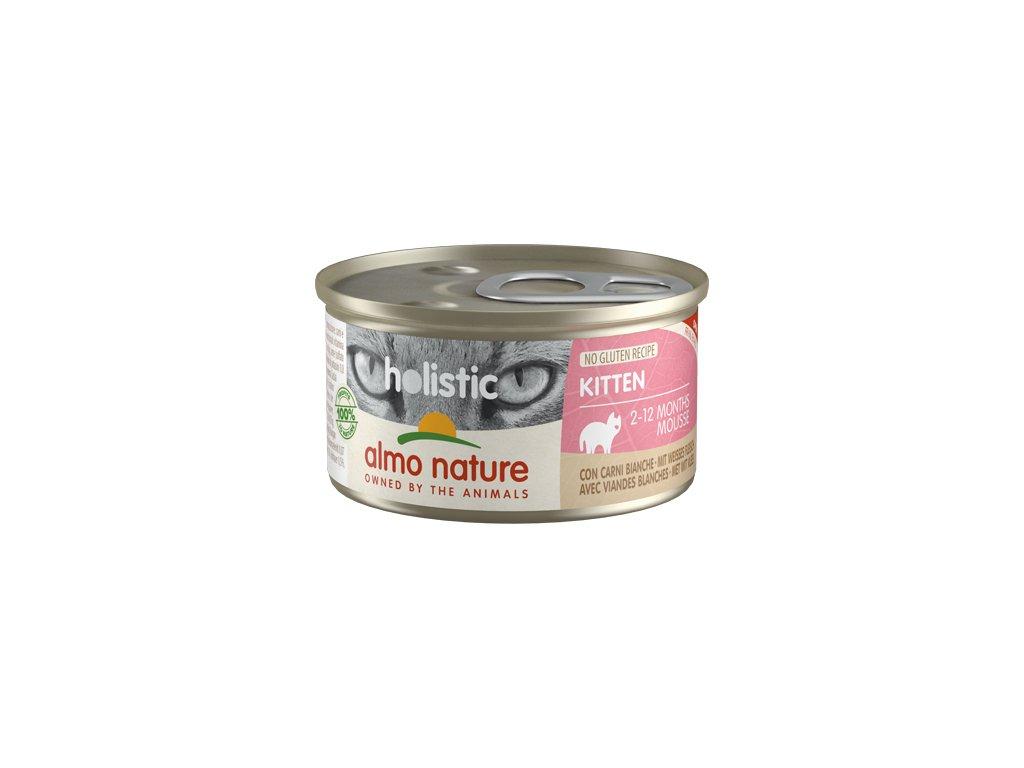 almo-nature-holistic-kitenka-cat-biele-maso-85g