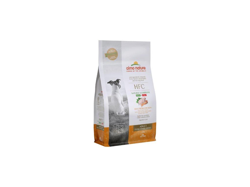 almo-nature-hfc-dog-xs-s-granule-cerstve-kura-monoprotein-1-2kg