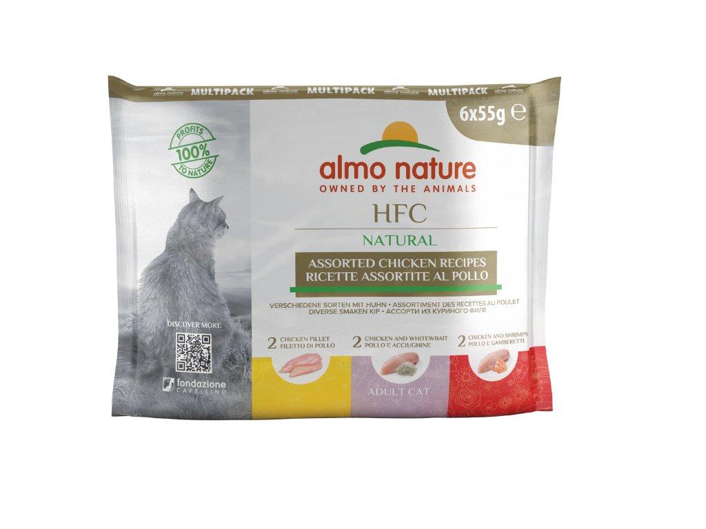 almo-nature-hfc-natural-cat-kuracie-recepty-mega-pack-6x-55g