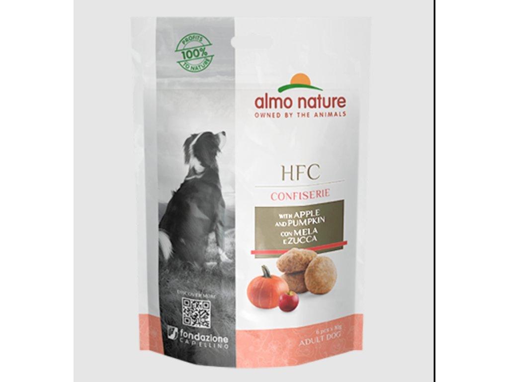 almo-nature-hfc-confiserie-pochutka-jablko-tekvica-6x-10g