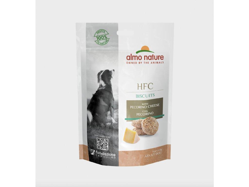 almo-nature-hfc-Biscuits-dog-luxusna-pochutka-so-zrelym-talianskym-syrom-54g