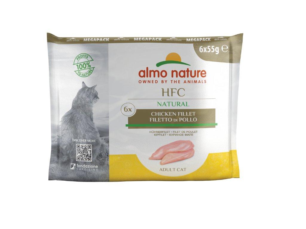 almo-nature-hfc-natural-cat-kuraci-fillet-mega-pack-6x-55g