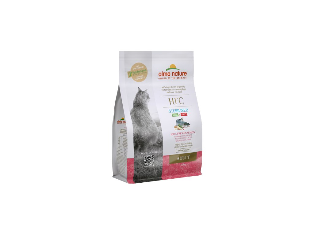 almo-nature-hfc-cat-adult-sterilised-granule-cerstvy-losos-300g