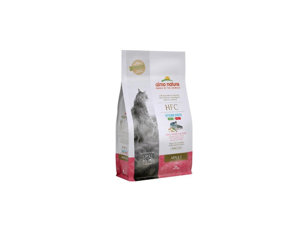 almo-nature-hfc-cat-adult-sterilised-granule-cerstvy-losos-1-2kg
