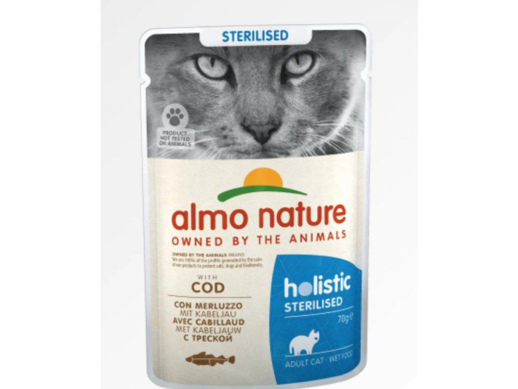 almo-nature-holistic-functional-sterilized-cat-treska-6x-70g