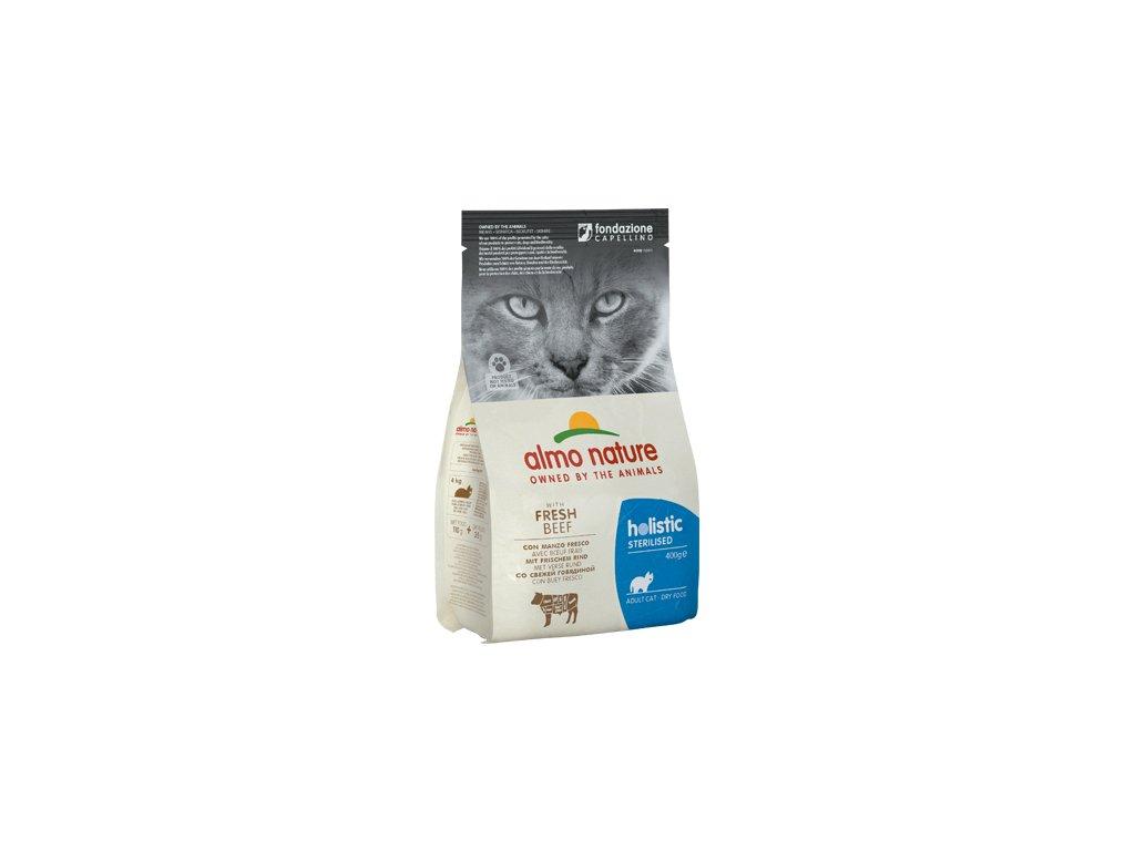 almo-nature-holistic-cat-adult-sterilised-cerstve-hovadzie-maso-2kg