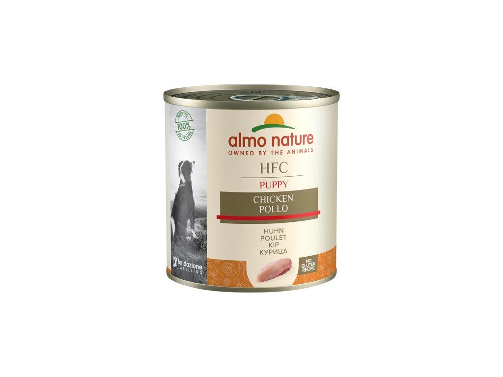 almo-nature-hfc-natural-puppy-konzervy-kuracinka-280g