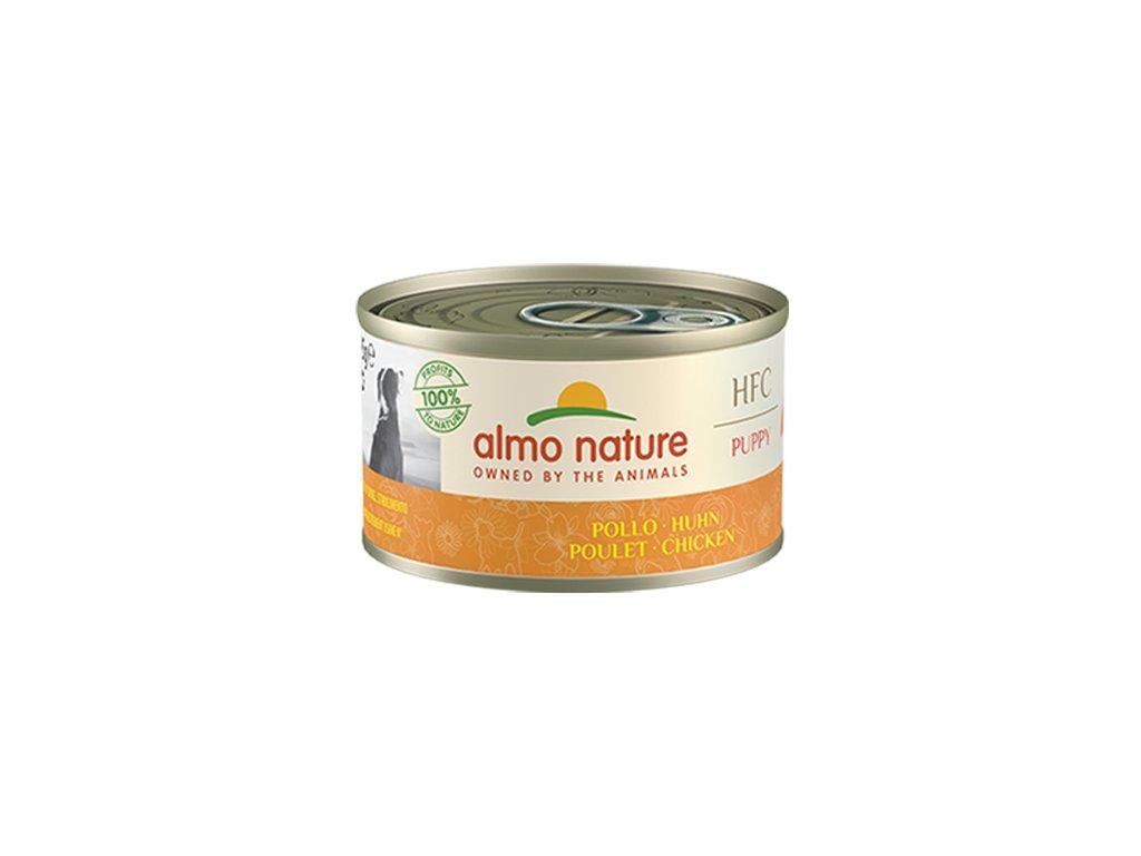 6x-95g-almo-nature-hfc-natural-puppy-konzervy-kuracinka