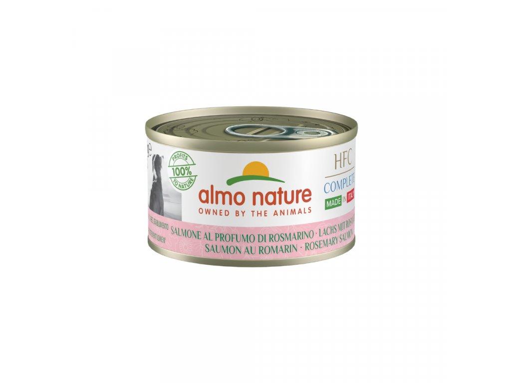 almo-nature-hfc-natural-dog-losos-s-rozmarinom-95g