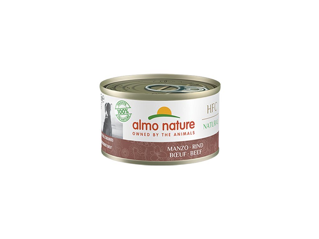almo-nature-hfc-natural-dog-hovadzie-monoprotein-6x-95g