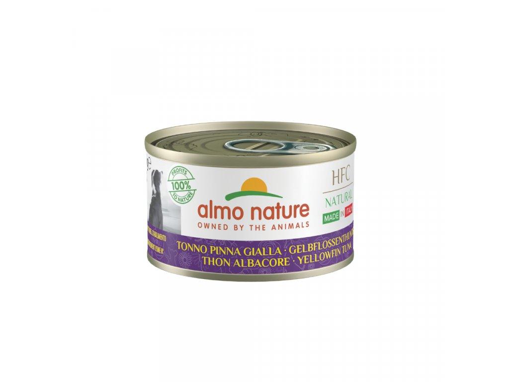 almo-nature-hfc-natural-dog-tuniak-s-kuratom-95g