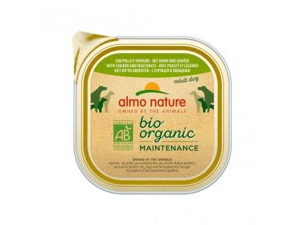 almo-nature-bio-organic-dog-kuracie-maso-a-zelenina-300g