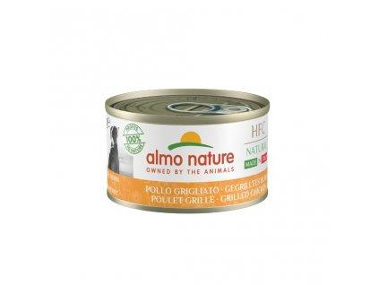 almo-nature-hfc-natural-dog-grilovane-kuracie-masko-70g
