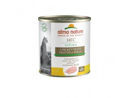 almo-nature-hfc-natural-cat-konzerva-kuracie-280g
