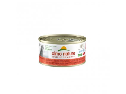 almo-nature-hfc-complete-cat-losos-s-tuniakom-a-mrkvou-70g