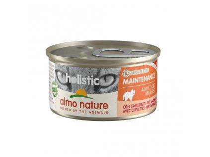 almo-nature-holistic-maintenance-cat-s-krevetami-85g