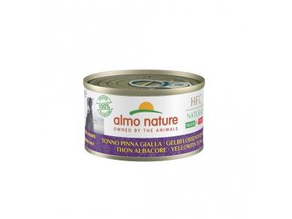 almo-nature-hfc-natural-dog-tuniak-zltoplutvy-6x-95g