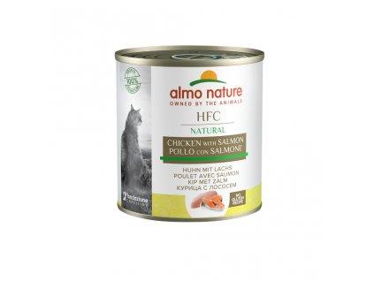 almo-nature-hfc-natural-cat-kuracie-s-lososom-6x-280g