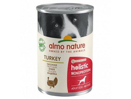 almo-nature-holistic-dog-monoprotein-morcacie-maso-6x-400g