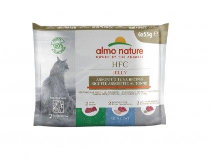 almo-nature-hfc-jelly-cat-tuniak-mega-pack-6x-55g