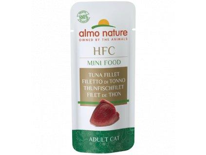 almo-nature-hfc-mini-food-cat-filet-tuniak-6x-3g