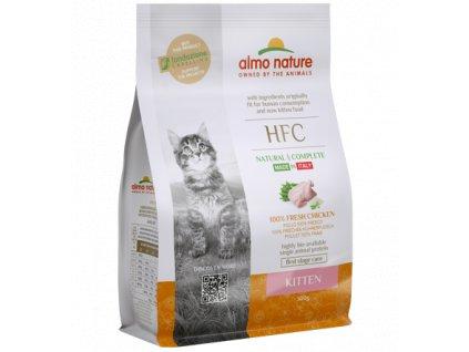 almo-nature-hfc-cat-kitten-granule-z-cerstveho-kuriatka-300g