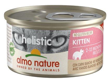 almo-nature-holistic-kitenka-cat-biele-maso-6x-85g