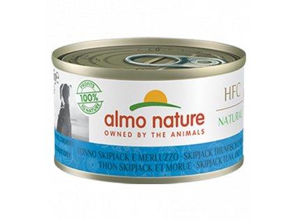 almo-nature-hfc-natural-dog-tuniak-pruhovany-treska-6x-95g