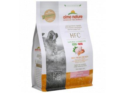 almo-nature-hfc-granule-xs-s-puppy-cerstve-kura-300g