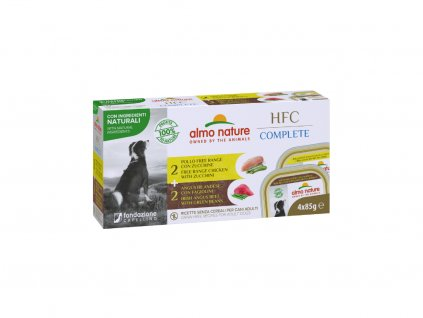 multi-pack-almo-nature-hfc-complete-irske-hovadzie-a-kura-z-bio-chovu-4x85g
