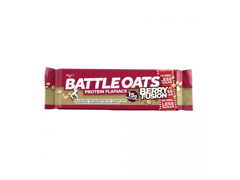 Battle Oats Berry Fusion