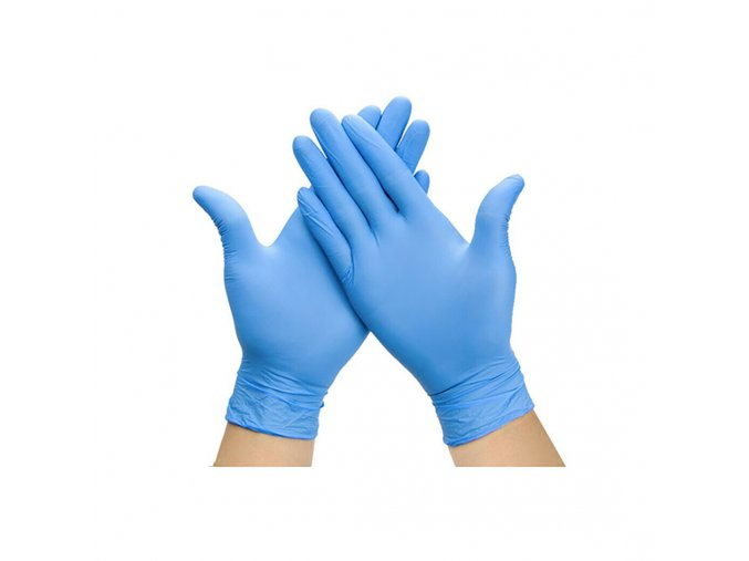 Nitrilové rukavice - 100 kusov