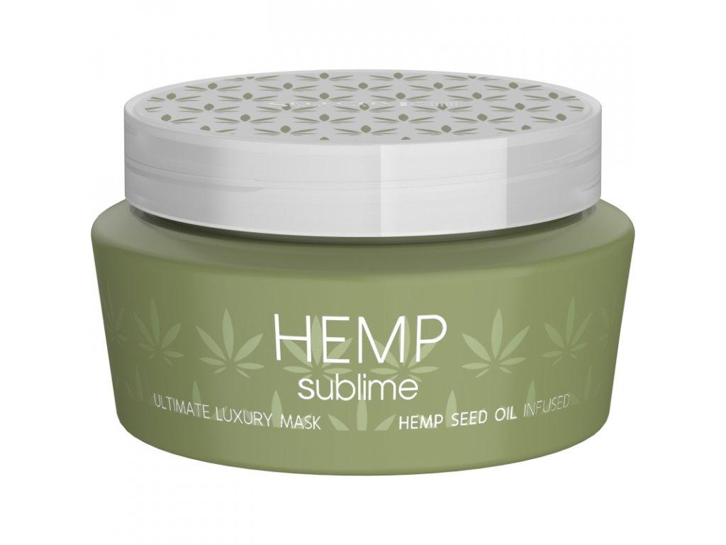 ultimate luxury mask hemp seed oil infused 250ml