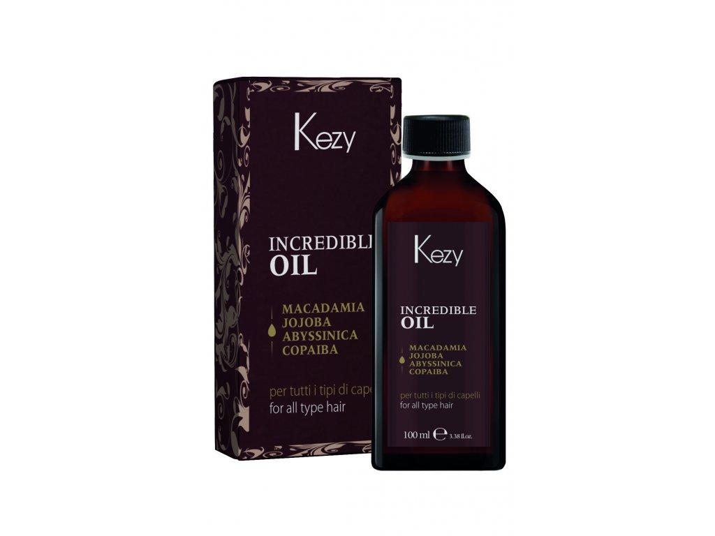 INCREDIBLE OIL KEZY 100