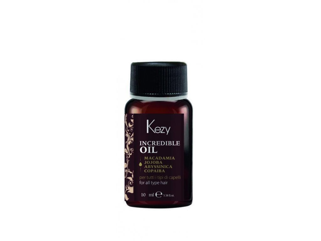 INCREDIBLE OIL KEZY 10