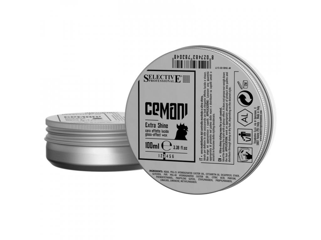 extra shine wax 100ml vosk s lesklym vzhledem