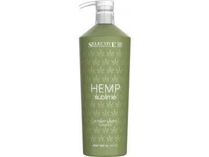 sat HEMP Shampoo 1000ml preview