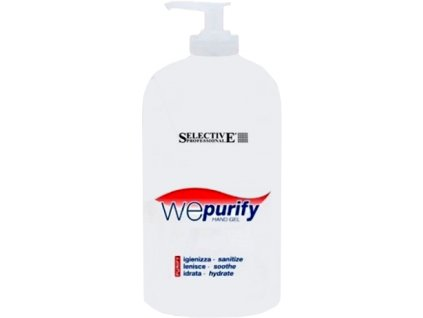 We purify