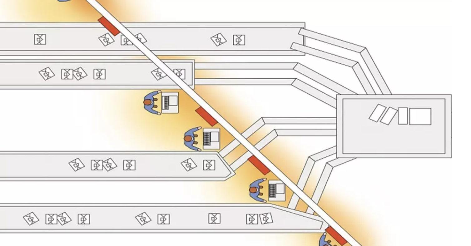 Průmyslové infrazářiče - instalace v průmyslu