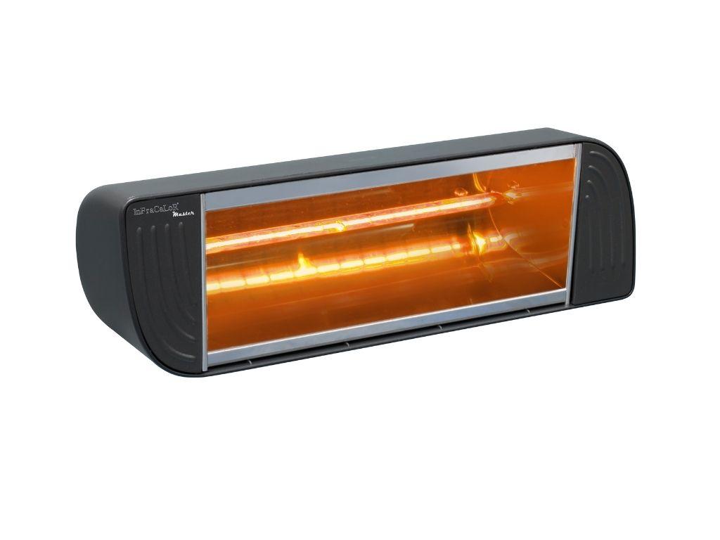Infrazářič Inframaster IC1006-AL Barva: Šedá