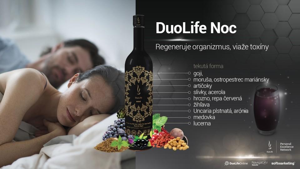 DuoLife Noc popis