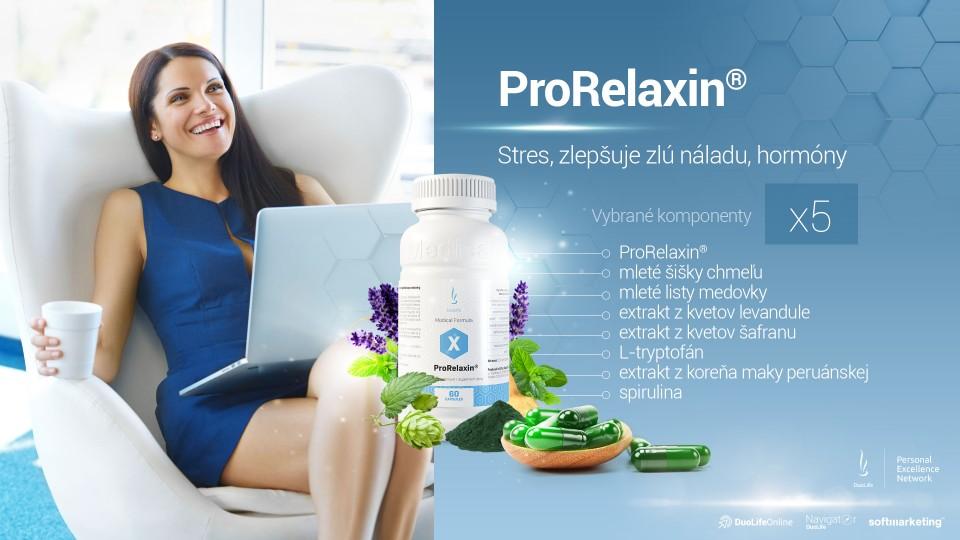 DuoLife ProRelaxin popis