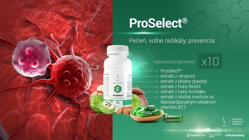 DuoLife ProSelect popis