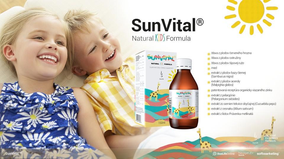 DuoLife SunVital popis