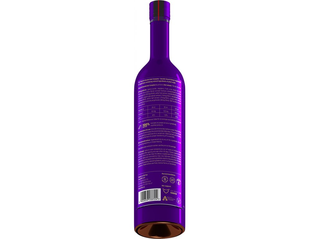 DuoLife Keratin Hair Complex 750 ml