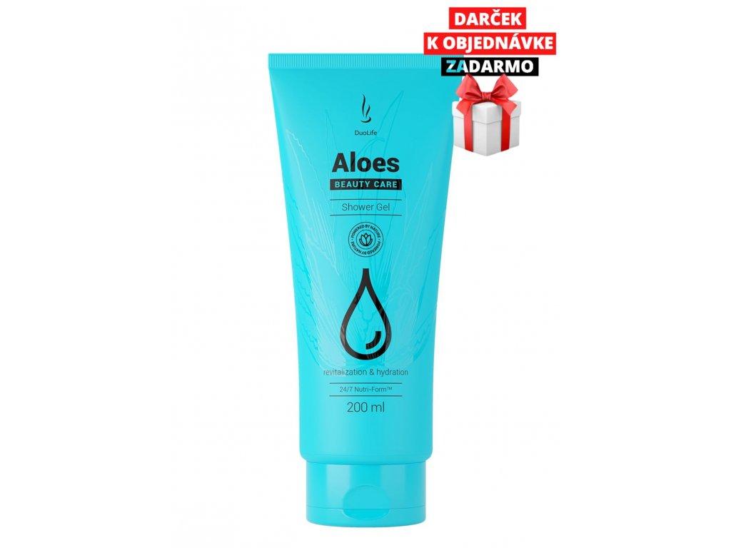 DuoLife Beauty Care Aloes Shower Gel 200 ml
