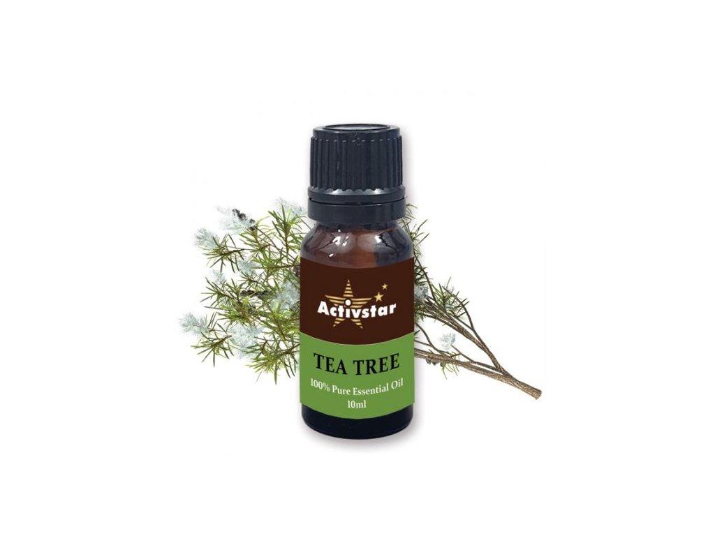 100% esenciálny olej TEA TREE