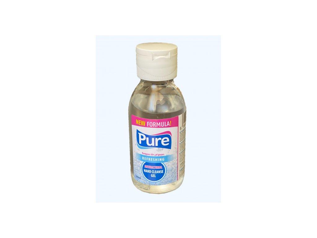 PURE antibakteriálny gel 100 ml